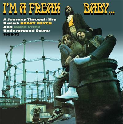 I'm A Freak, Baby