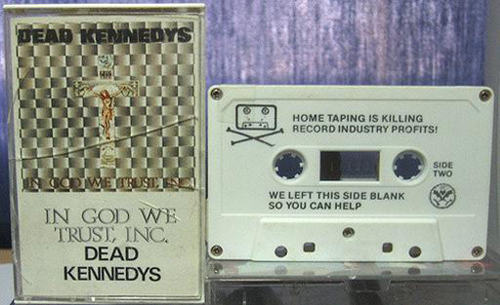 Dead Kennedys In God We Trust Inc