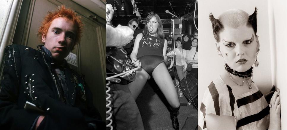 Johnny Rotten, Cherry Vanilla, Soo Catwoman