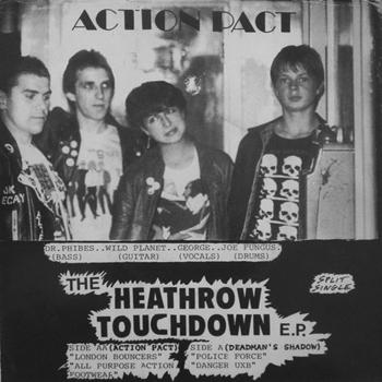 The Heathrow Touchdown