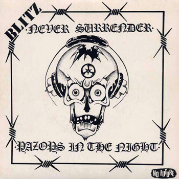 Never Surrender/ Razors In The Night