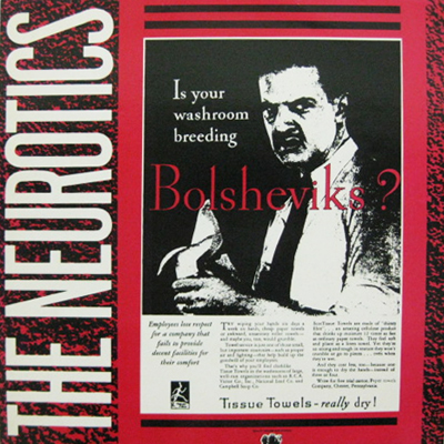 Newtown Neurotics Is Your Washroom Breeding Bolsheviks?