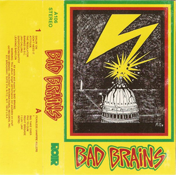 Bad Brains: Tape