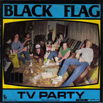 TV Party' / 'I've Got To Run' / 'My Rules'