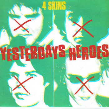 Yesterdays Heroes/ Justice, Get Out Of My Life