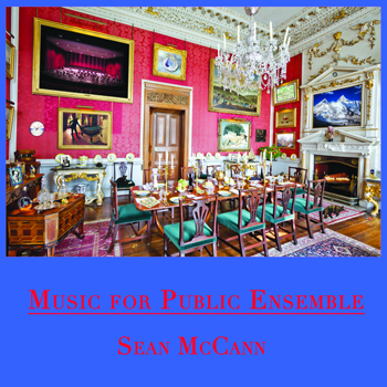 Sean McCann – Music For Public Ensemble