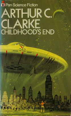 Arthur C. Clarke Οι Επικυρίαρχοι- Το τέλος της εφηβείας