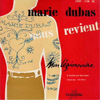 Marie Dubas - Mon Legionnaire