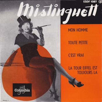 Mistinguett – Mon homme