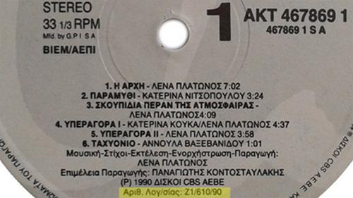 Λένα Πλάτωνος