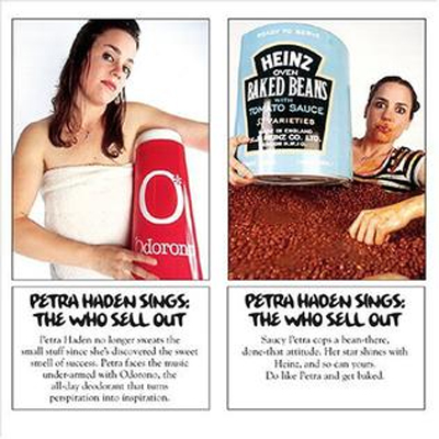 PETRA HADEN – The Who sell out