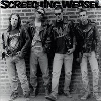 SCREECHING WEASEL – Ramones
