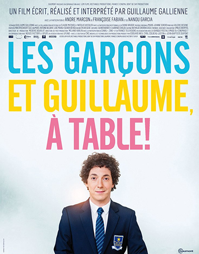 LES GARCONS ET GUILLAUME, 'A TABLE!