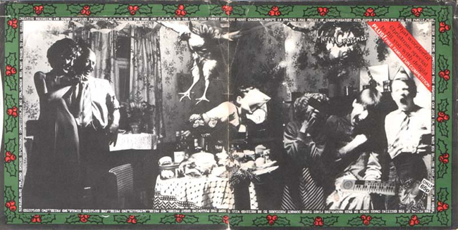 Crass - Merry Crassmas
