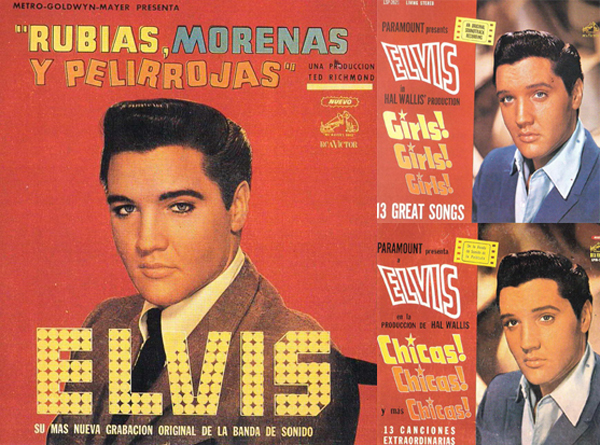 Elvis - Αργεντινή + Ουρουγουάη