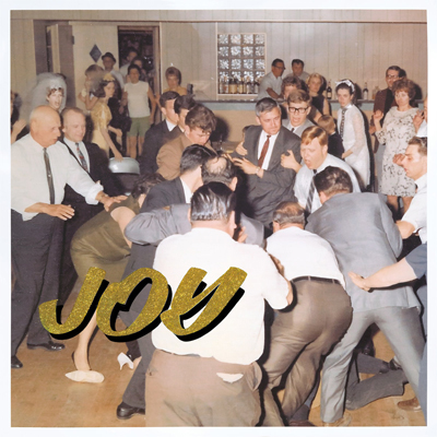 Idles ‎– Joy As An Act Of Resistance