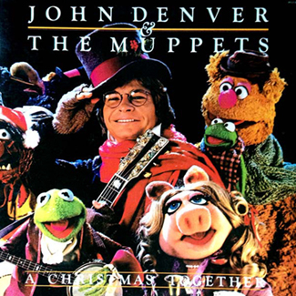 JOHN DENVER and the MUPPETS - A Christmas Together