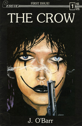 James O' Barr - The Crow