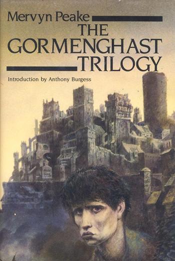 Mervyn Peake - The Gormenghast Trilogy