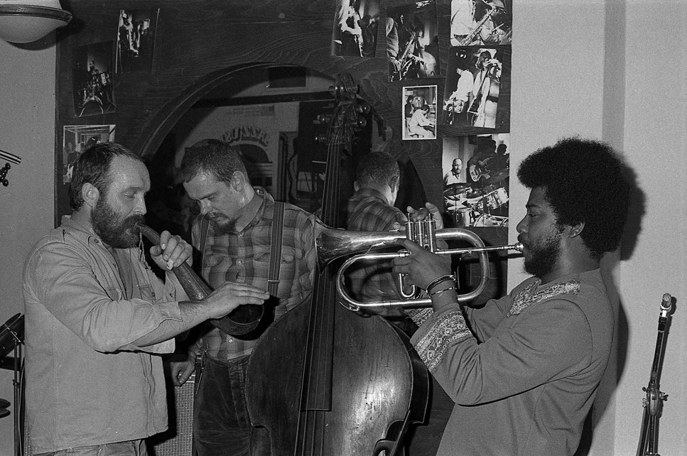 Günter Sommer, Peter Kowald, Wadada Leo Smith