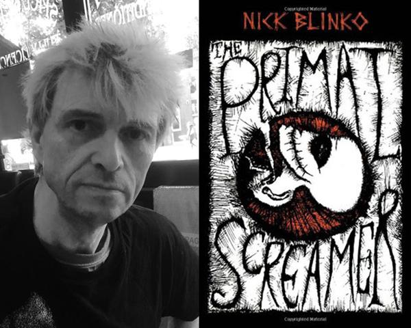 Nick Blinko - The Primal Screamer