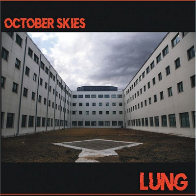 Lung #8 cd-cover
