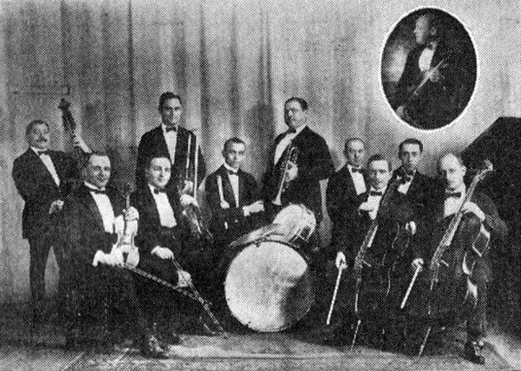 Joseph Smith & His Orchestra