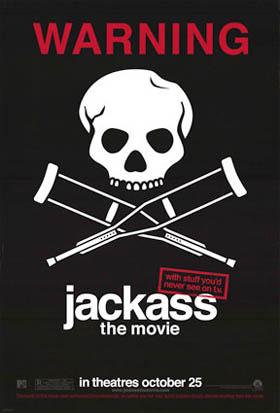 Jackass poster 1