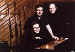 Sylvie Courvoisier, Mark Feldman, Erik Friedlander