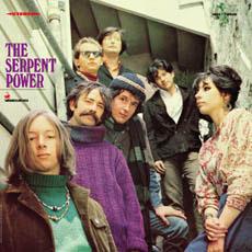 The serpent power cd