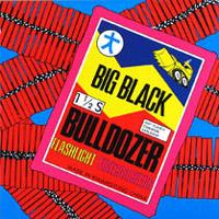 Bick Black Bulldozer