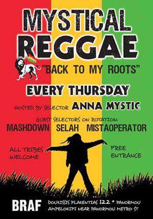 Mystical reggae