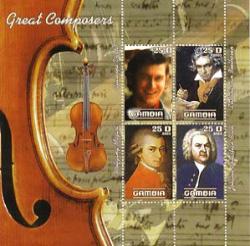 Bach Beethoven Mozart & Me