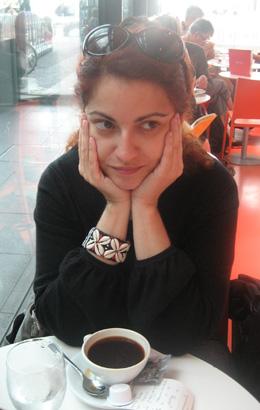 Μαρία Παρούση