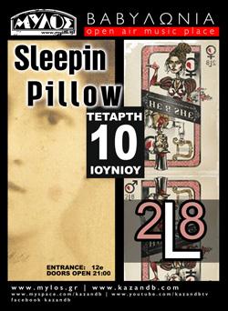 Sleepin Pillow Babylon