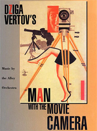 Man with the movie camera