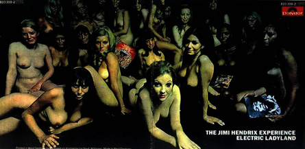 14.Jimi Hendrix Experience Electric Ladyland 1968