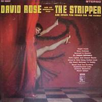 04.David Rose The Stripper 1957