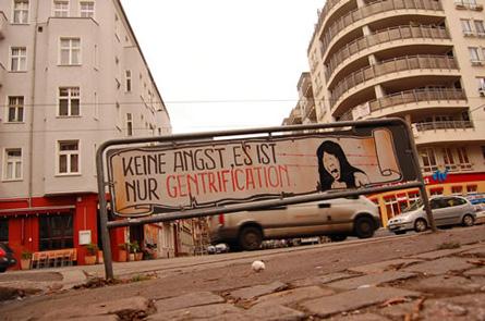 Μην φοβάστε-Είναι μόνο gentrification