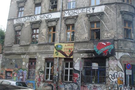 Κατάληψη στο Βερολίνιο