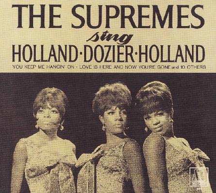 Supremes sing