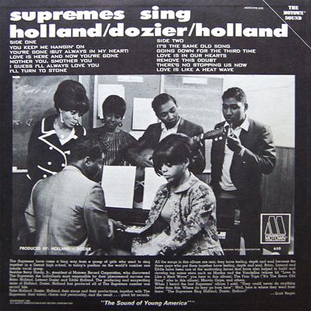 Holland Dozier Holland
