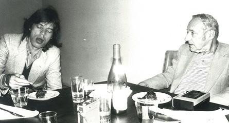 16 Mick Jagger