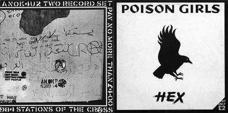 Crass Poison