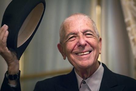 Leonard Cohen5
