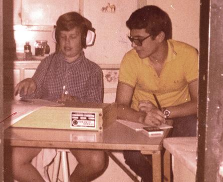 Blue Encephalitis, Αύγουστος 1978