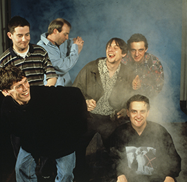 Happy Mondays 2