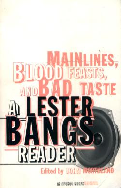 Mainlines, Blood Feasts & Bad Taste