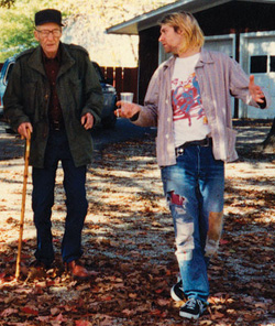 William S Burroughs - Cobain