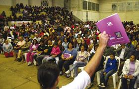 Συνέλευση Κοινότητας στο Πόρτο Αλέγκρε